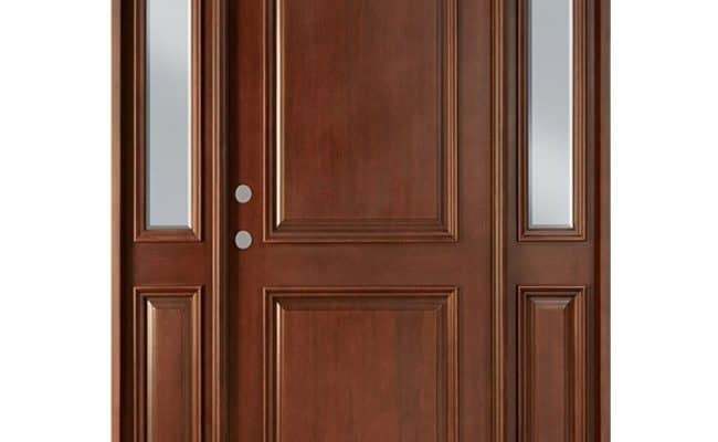 Traditional Door Frame Designs