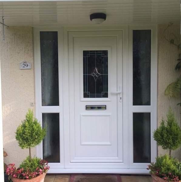 UPVC Front Door Designs