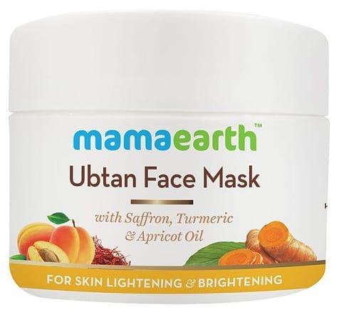 Mamaearth Ubtan Face Pack Mask
