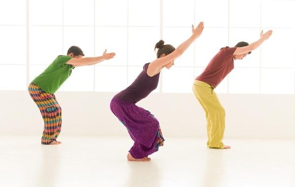 Utkatasana moksha yoga