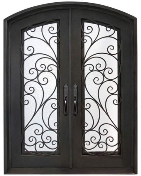 Wrought Iron Door Designs