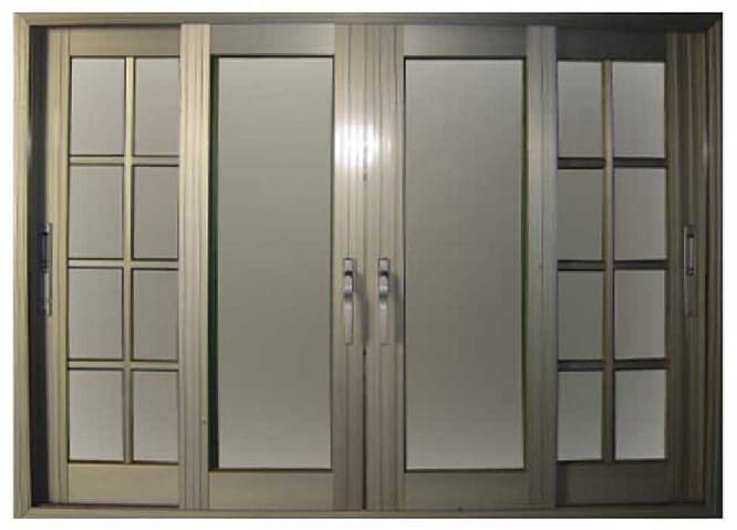 Aluminium Door Design