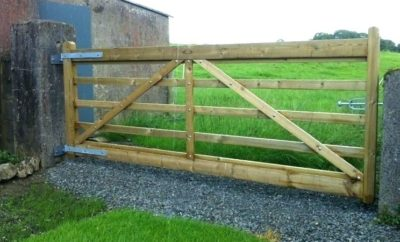best farm gate designs