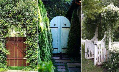 best-garden-gate designs