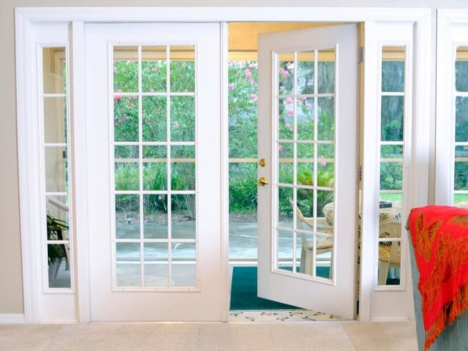 French Door Design
