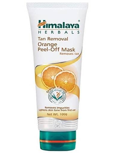 Himalaya Herbals Tan Removal Orange Peel Mask