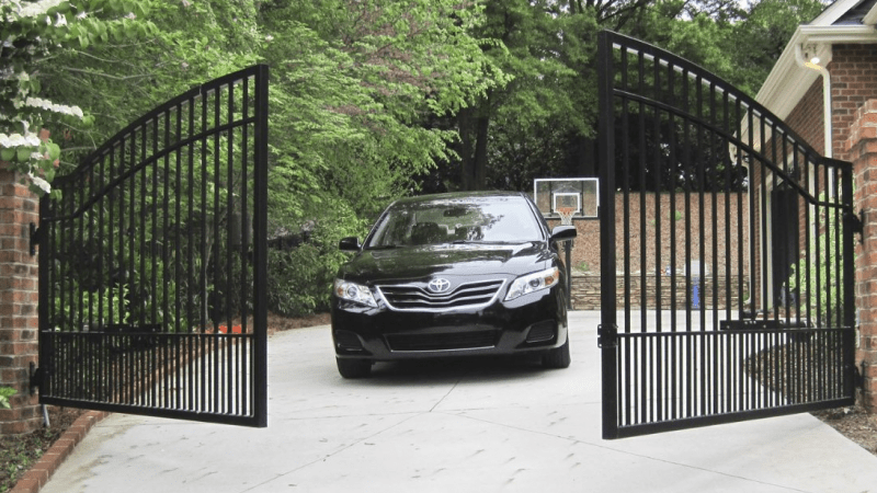 latest automatic gates for homes