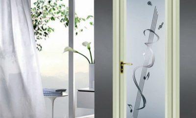 latest bathroom door designs