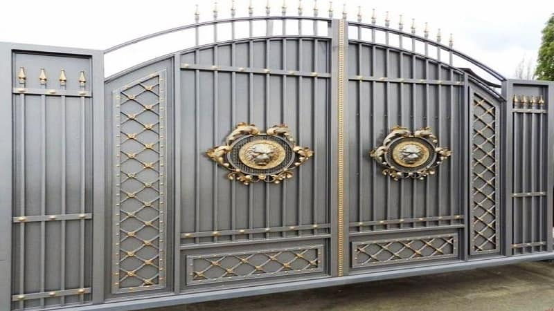 25 Latest Gate Designs For Home With Pictures In 2019