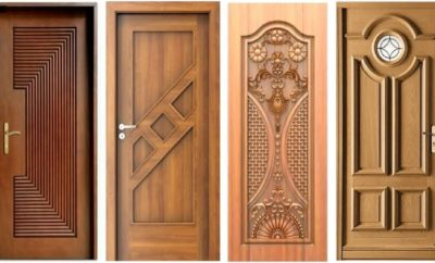 latest house door designs in india
