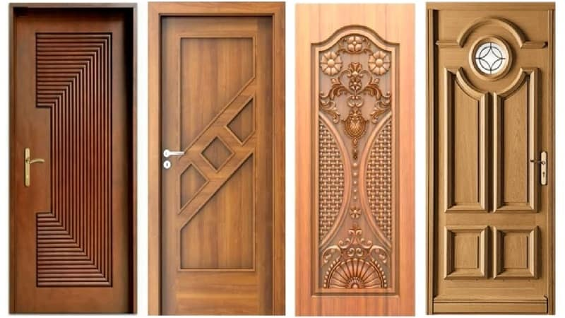 Latest House Door Designs With Pictures