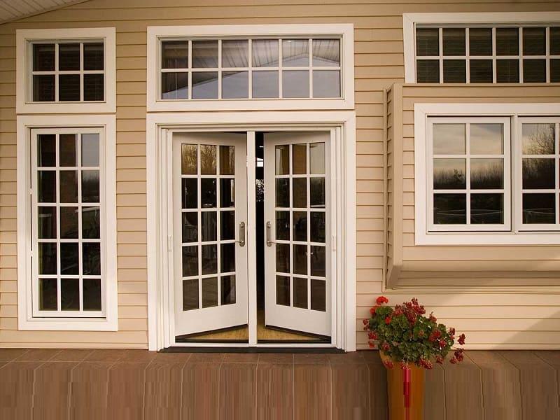 10 Best Window Door Designs With Pictures In 2020