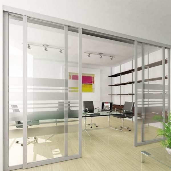 Modern Office Door Designs