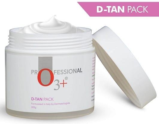 O3+ D-TAN Professional Pack