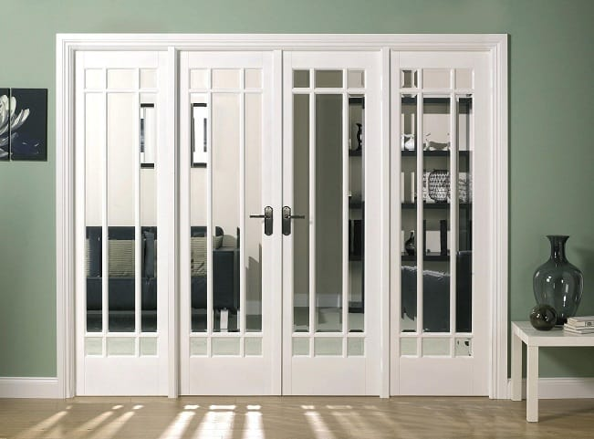 UPVC Door Design
