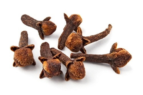 Cloves for food poisoning