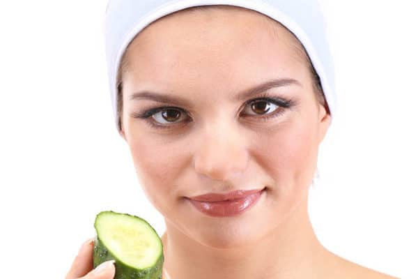 HOMEMADE CUCUMBER FACE PACKS