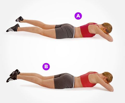 12 Best Exercises To Reduce Saddlebags Quickly At Home