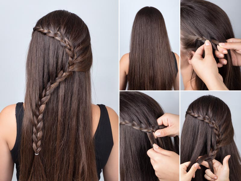 50 Crazy Hairstyles For Girls To Look Cute Styles At Life