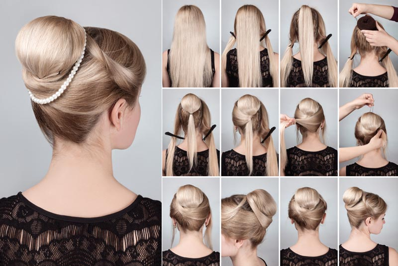 Top 20 Best Hairstyles That Go With Frocks And Gowns