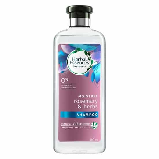 Herbal Essences Moisture Rosemary & Herbs Shampoo