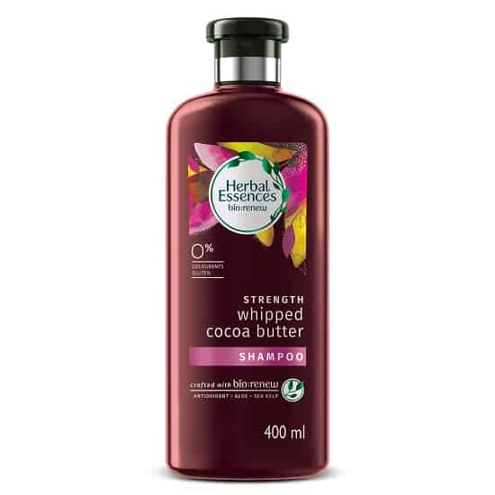 Herbal Essences Vitamin E with Cocoa Butter Shampoo