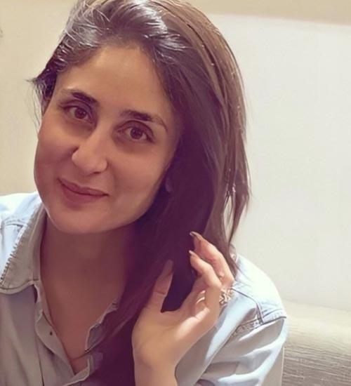 Kareena Kapoor Without Makeup 1