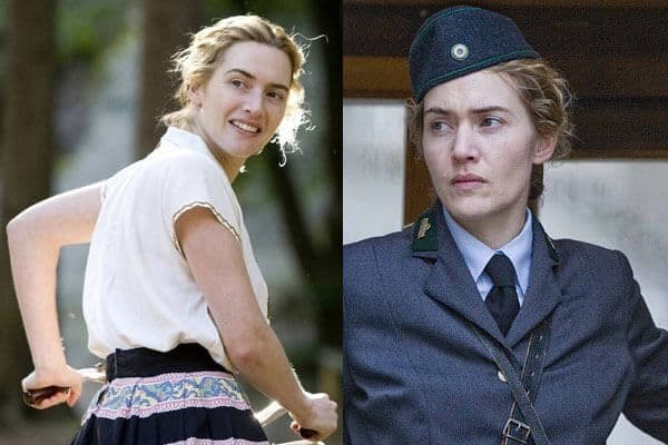 Hollywood Queen Kate Winslet