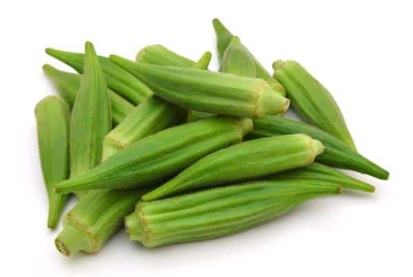 Okra Vegetable to Increase Height Fast