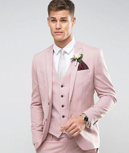 15 Beautiful And Stylish Pink Blazers For Men And Women
