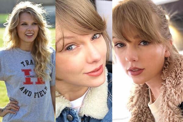 Taylor Swift with No Makeup On Picture