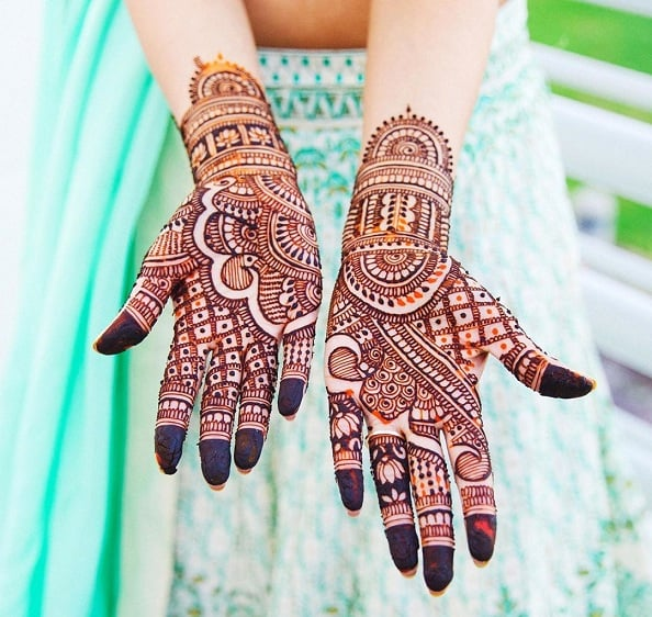 60+ Simple & Easy Artistic Mehandi Designs to Follow in 2020