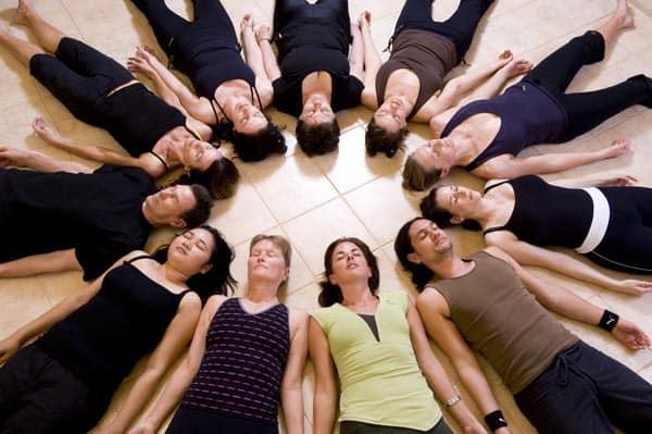 Yoga Nidra Practise