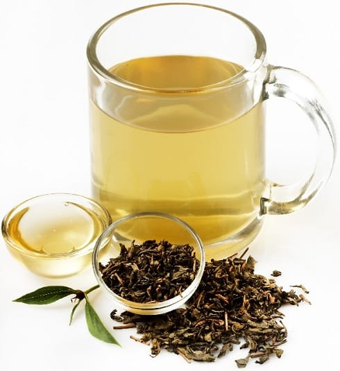 green-tea-with-honey uses