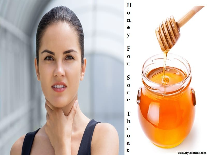 Honey For Sore Throat: Quick Remedies and Relief