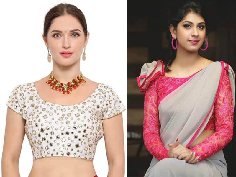 45 Latest Collection Of Designer Blouse Designs For Stylish Look