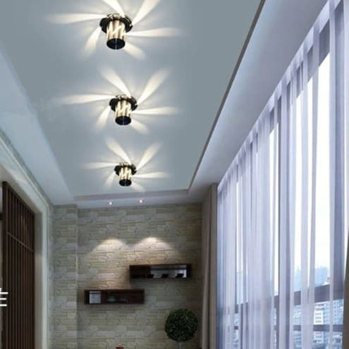 Beautify Your Balcony With 10 Best Balcony Ceiling Designs