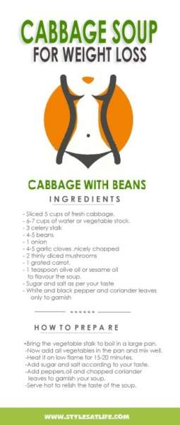 Cabbage Soup Diet For Weight Loss How It Can Help You Styles At Life