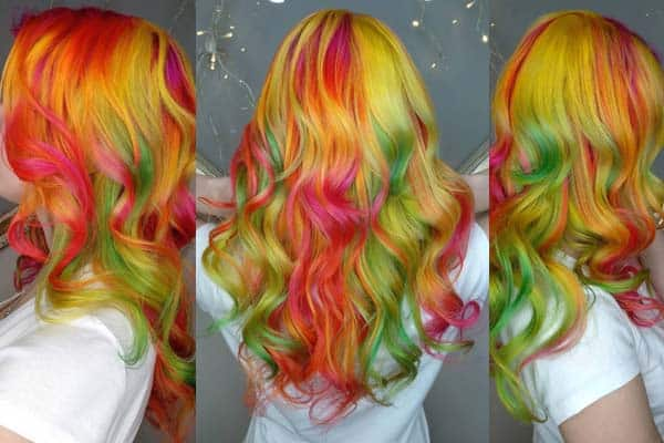 Color New Hairstyles