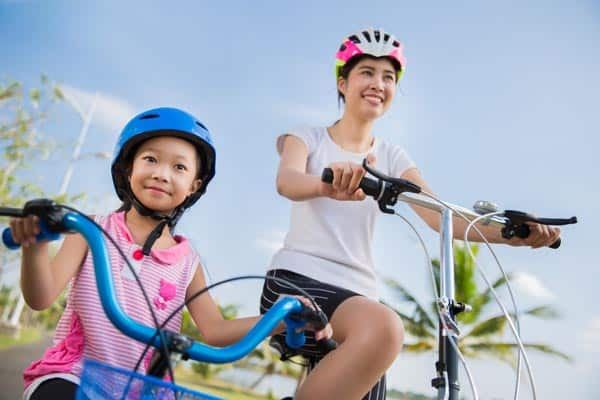 Cycling Promote Increase Of Height