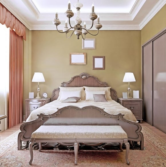 15 Best Bedroom Ceiling Designs With Pictures | Styles At Life