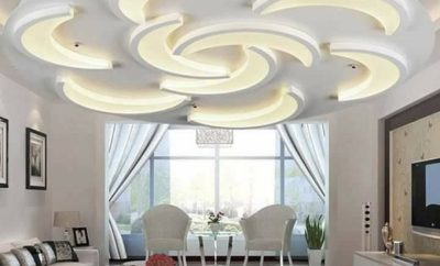 Gypsum Ceiling Décor Design