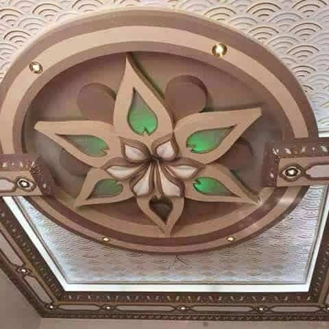 10 Latest Ceiling Flower Designs With Pictures In India