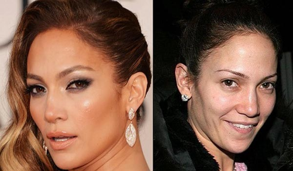 15 Amazing Pictures Of Jennifer Lopez Without Makeup Styles At Life