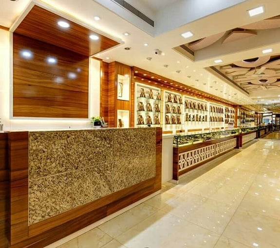 jewellery shop interior design ppt design