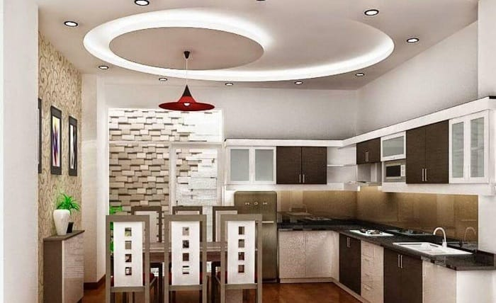 10 Best Kitchen False Ceiling Designs You D Love To Try