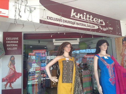 Knitters Boutique In Thiruvalla