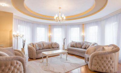 Latest Living Room Ceiling Ideas