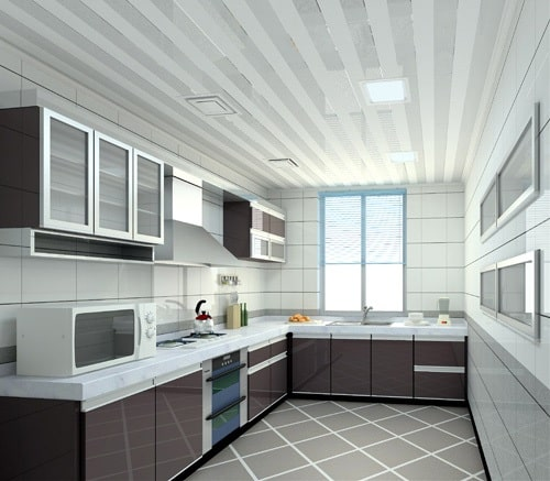 10 Best Kitchen False Ceiling Designs - You'd Love To Try