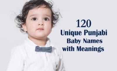 punjabi baby names